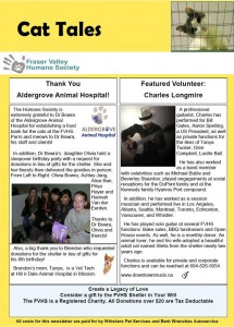 Newsletter 2012 Summer