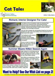 Newsletter 2014 Summer